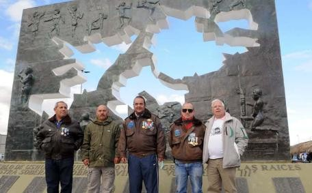 El Senado aprobó distinción para ex combatientes de Malvinas