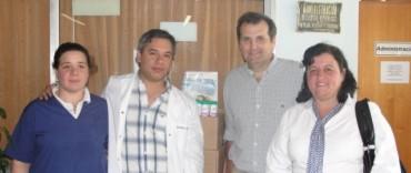 """Alvear: el hospital municipal """"Bernardino Rivadavia"""" recibió donación de medicamentos por parte de OSDE"""