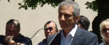 Droga No: el intendente Eseverri llamó a construir políticas y canales de diálogo