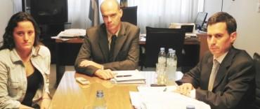 Reunión en el Instituto de la Vivienda por la continuidad del Barrio Químico de Sierras Bayas
