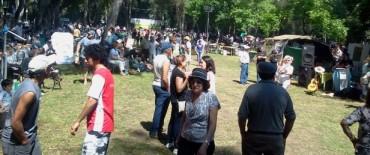 """Más de 10 mil personas pasaron por la fiesta """" Un Aplauso al Asador"""""""
