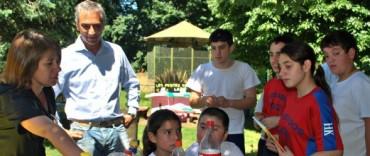 Se conocieron los ganadores Feria Educativa Juvenil Ambiental