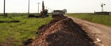 El municipio informó acerca de caminos rurales y obras acordadas con la Mesa Agropecuaria