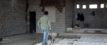 Continúan las obras en la Capilla del Bicentenario