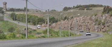 El Gobierno Municipal comenzará la construcción de la rotonda de acceso a Sierras Bayas