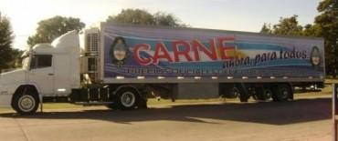 La Madrid: llegan los camiones de Carne y Lácteos para todos
