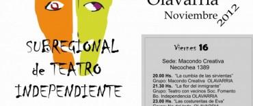 Encuentro Subregional de Teatro