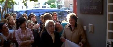 Comenzaron los festejos por los 100 años de la Sociedad de Beneficencia Hogar San José