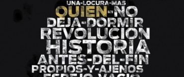 """Claudio Pedreira presenta """"Quien"""" en el Centro Cultural Municipal """"Hogar San José"""""""