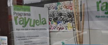Exposición de cierre anual del Programa Rayuela
