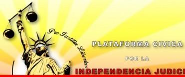 "Denuncian ""ataque a la independencia judicial"""