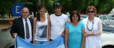 Alvear:  la atleta Cecilia Teruzzi participará del  Sudamericano Escolar en Brasil