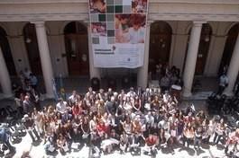 La universidad de La Plata distinguió a sus mejores egresados