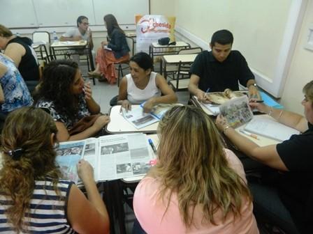 Charla sobre sexualidad en el Programa Cuidadores Domiciliarios