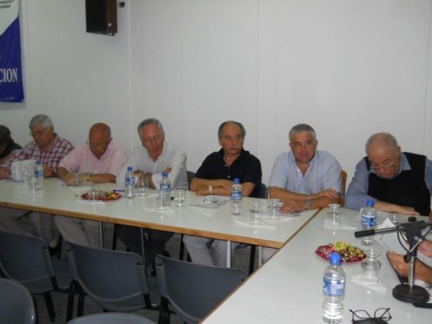 Asamblea de la Federación del Nucleamiento Empresarial de la provincia de Buenos Aires