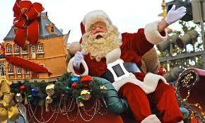 Este domingo será la fiesta de Papá Noel en Loma Negra