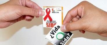 Día Mundial de lucha contra el Sida con el lema Cero nuevas infecciones por el VIH. Cero muertes relacionadas con el SIDA. Cero discriminaciones