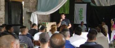 Finalizó el Programa Rayuela en la Unidad Penitenciaria N° 2 de Sierra Chica