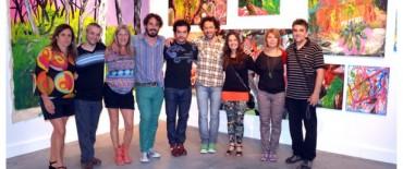 """Se inauguraron las muestras """"Hogar dulce hogar"""" y """"Popular"""" en el Centro Cultural Municipal"""