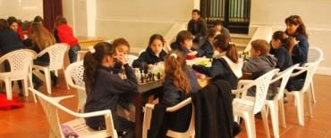 Acto de cierre de la Escuela Municipal de Ajedrez