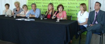 Olavarría fue sede del Encuentro de Educación y Trabajo