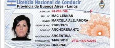 Por correo y a cada domicilio el Municipio distribuye 700 licencias de conducir y avanza la regularización