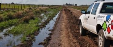 Se conocieron las ofertas de los concurso de precios para la reparación de caminos rurales