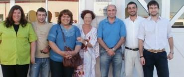CIC Facundo Quiroga II: emotiva inauguración de la Biblioteca y exposición anual 2012