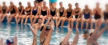 Inscripción para las clases de Acqua Gym