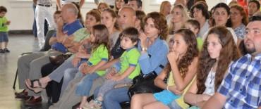 Más de 260 egresados de los Jardines Maternales Municipales recibieron sus diplomas