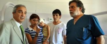 Nuevo implante coclear en un hospital público de la provincia
