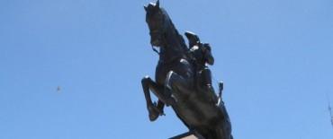 Azul: se presentarán los trabajos de restauración de la Plaza San Martín
