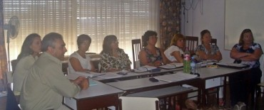 El Coordinador regional del AFSCA se reunió con las autoridades locales de Educación