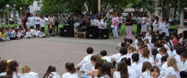 """Cierre del proyecto """"Escuela y  Familia en Prevención"""""""