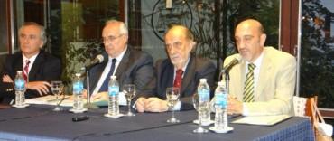 Charla sobre la crítica situación de la Justicia y del Consejo de la Magistratura