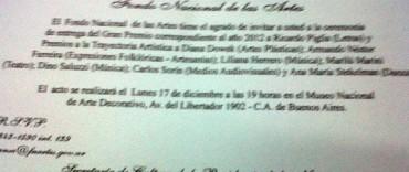 Distinción para el maestro Armando Ferreira
