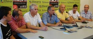 El Intendente encabezó el anuncio del concierto anual solidario de Huella Pampa
