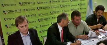 Firman un convenio para la capacitación de jóvenes en las localidades y destacan la predisposición de Olavarría para la misma