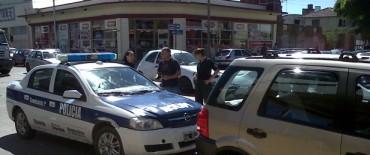 Extraño suceso en la mañana del viernes: apuntaron con un arma a un comerciante