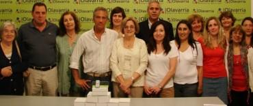 Eseverri entregó botones antipánico a entidades de bien público