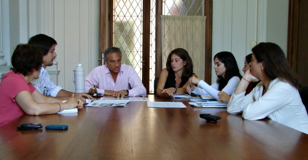 Avanza el proyecto de creación del nuevo Parque Empresarial de Olavarría