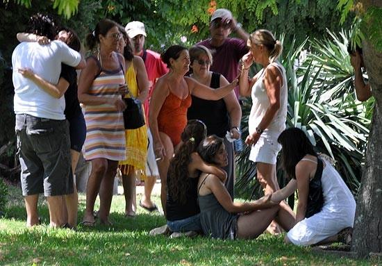 El aprehendido por el crimen de Graciela Tirardor no declaró este domingo y fue trasladado a la comisaría primera de Azul