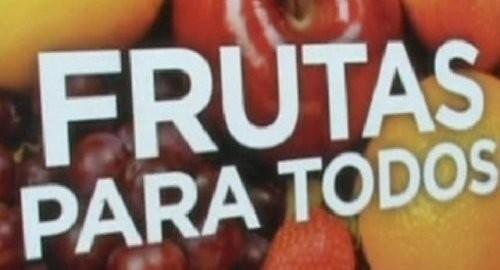 """""""Frutas para todos"""" en Olavarría"""