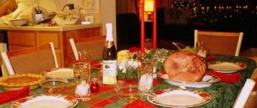 El año nuevo y las comidas