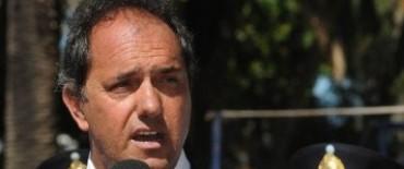 Fin de año: el Gobernador Daniel Scioli pide ir por los sueños que faltan