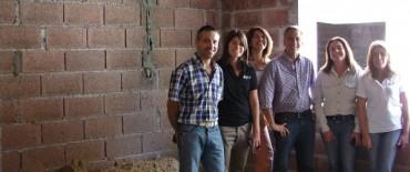 Avanza la construcción del 12 Jardín Materno Infantil Municipal de Olavarría