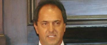 Scioli ratificó que quiere ser Presidente en 2015
