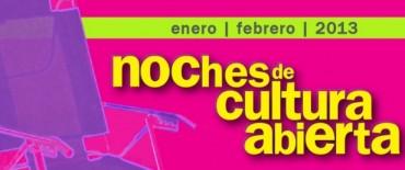 """Las """"Noches de Cultura Abierta"""" presentan el primer recital del ciclo"""
