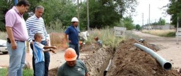 Eseverri impulsa una importante inversión en obra pública para el barrio Tiro Federal