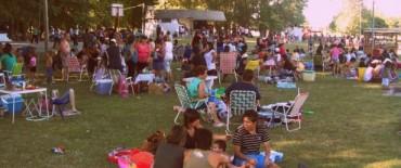 Todo listo para la Fiesta Provincial del Camping
